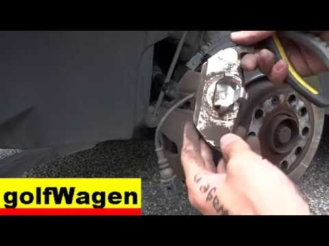 How it works brake pads sensor - check your brake pads before holiday  travel