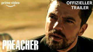 Preacher Trailer Deutsch – Staffel 1 | Amazon Originals