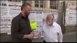 Como Os Judeus Sionistas Tratam Os Cristãos Em Israel.1