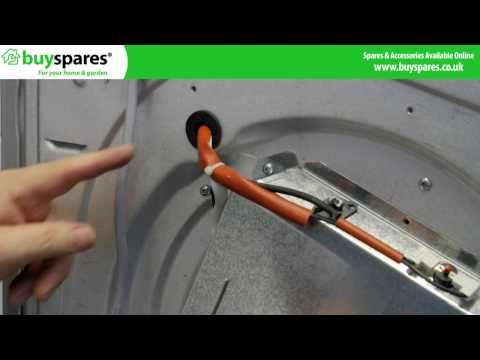 How to Replace a Tumble Dryer Heater (Beko)