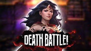 Wonder Woman Spins into DEATH BATTLE!