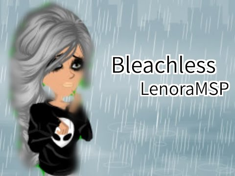 Bleachless- MSP Cover