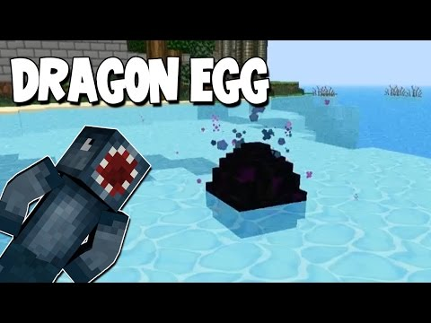 Minecraft - Attack Of The B Team - Dragon Egg! [48]