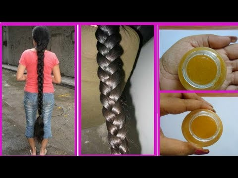 Hair mask recipe : Get very long hair | strong hair | Thick hair | 100%  Fast Results