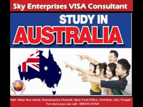 Build your dreams and fly higher. Study in Canada, Australia America, USA