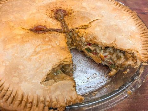 How To Make Crawfish Pie ~ Recipe