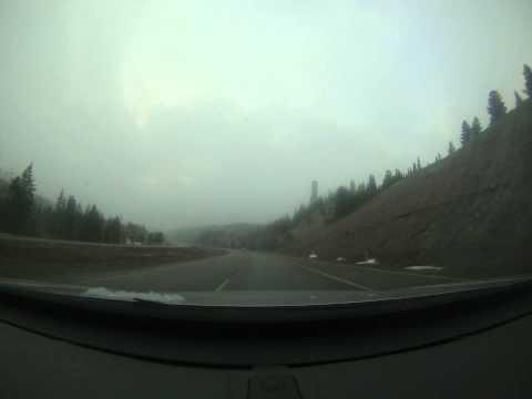 TransCanada from yyc to Banff