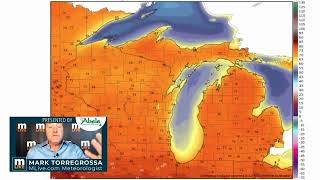 Michigan Weather Forecast  - Thursday, May 21, 2020