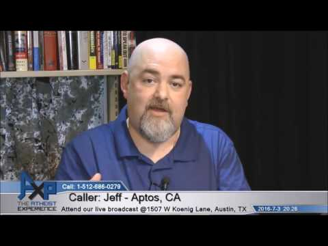 Deist Caller Doesn't Have A Clue - Atheist Experience