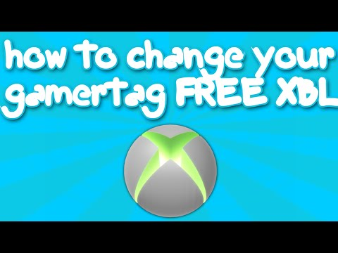 How to Change Your Gamertag on Xbox Live