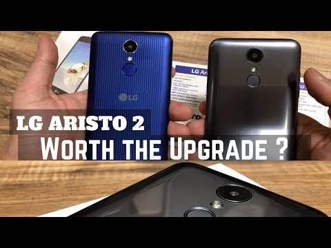 LG Aristo 2 Vs Aristo 1 - Is it Worth the Upgrade ?