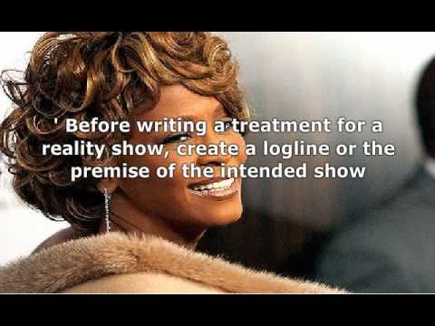 Writing A Treatment For A Reality Show