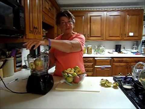 How To Make Raw Organic Apple Cider Vinegar ~ Raw, Vegan, Paleo, AIP Recipe