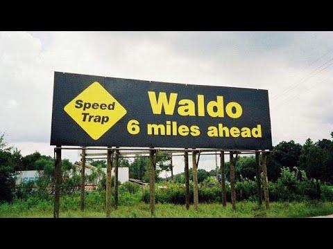 Waldo Speed trap Florida US route 301
