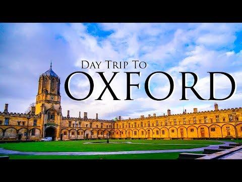 AMAZING Winter Day Trip To OXFORD|from London, England|LadyMoko毛毛