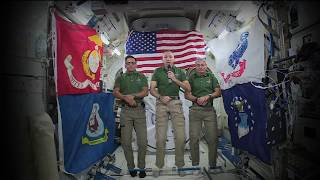Expedition 53 - 2017 Veterans Day Message