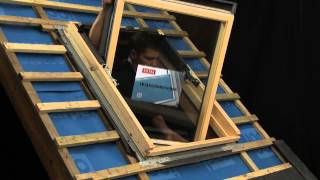 How To Install A Velux Roof Window In A Slate Roof At Standard Height