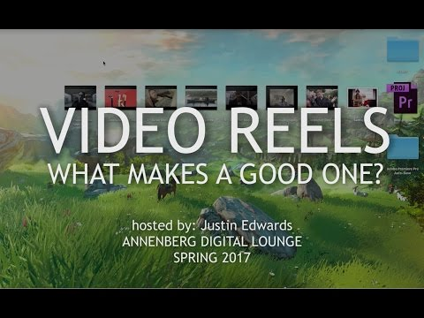 Creating a Video Reel