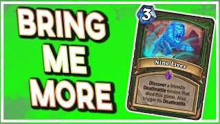 Hearthstone: Nine Lives Is Great