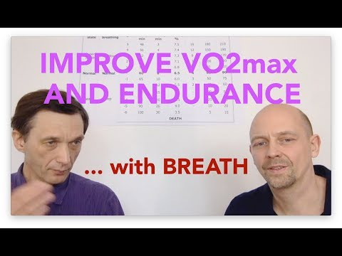 Improve Cardio Endurance And VO2max Fast And Naturally With ... Breathing Retraining