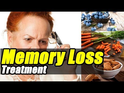 5 Home Remedies to Improve Memory - Memory Lost.
