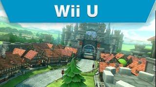 Wii U - Mario Kart 8 DLC Pack 1 Hyrule Circuit Trailer