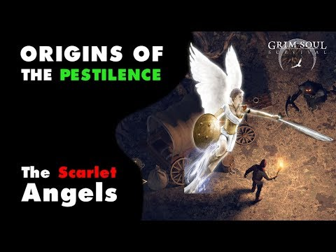 The Scarlet Angels in Grim Soul Dark Fantasy Survival (Vid#147)
