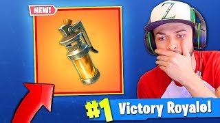 *NEW* STINK BOMB coming to Fortnite: Battle Royale!