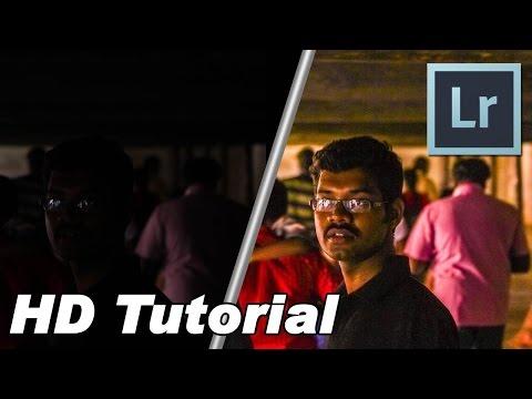 How to Fix UnderExposed Photos in Photoshop Lightroom | Arun Sv