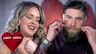 """""""I love that I just smelt your beard.""""... First Dates"""