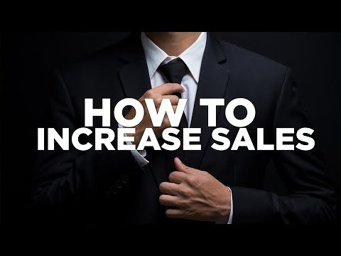 How to Increase Your Sales - Cardone Zone