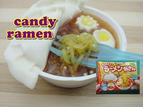 DIY Candy Pack - Kracie's Poppin Cookin' Noodles Ramen