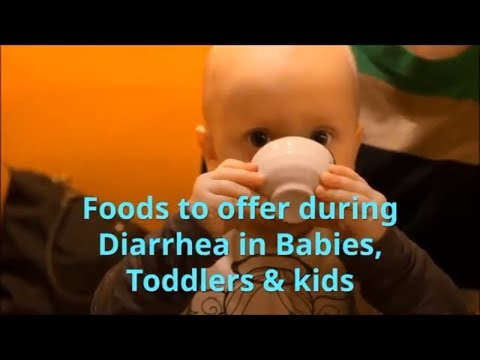 Diarrhea Foods for Babies, Toddlers & kids | Home Remedies for Loose Motions | Indian Foods