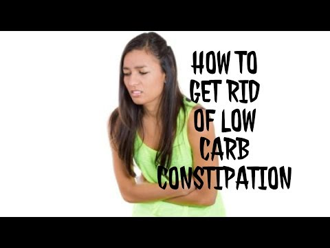 Low carb constipation (ATKINS , KETO , PALEO)