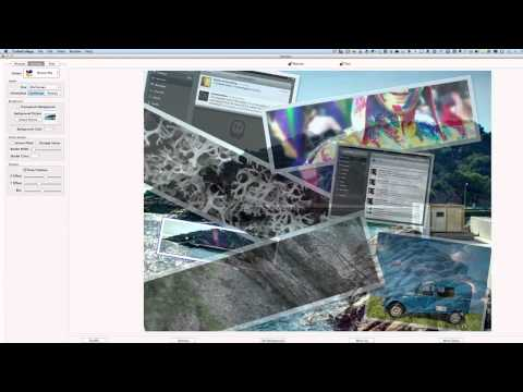 Turbo Collage - Collage Creator for OSX