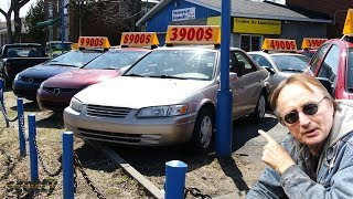 Here's Why Used Car Prices are About to Plummet (Buy Now and Save Big)