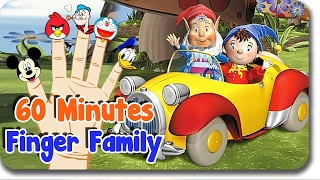 Noddy Finger Family Collection | Finger Family Nursery Rhyme Songs For Kids