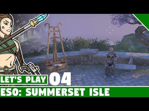 Psijic Guild & Rellenthil! #04 Let's Play Elder Scrolls Online Summerset Isle!