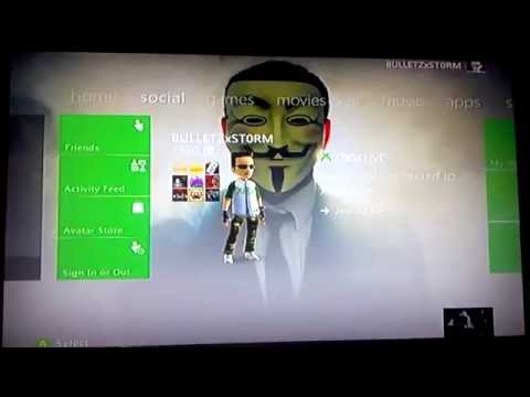 How To Get Custom Theme On Xbox 360 Dashboard No PC No Horizon Needed