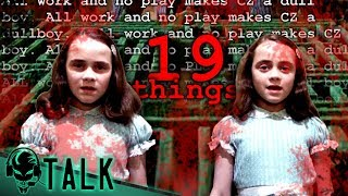 19 Things We Want To See In The Shining Halloween Horror Nights House | Universal HHN 2017
