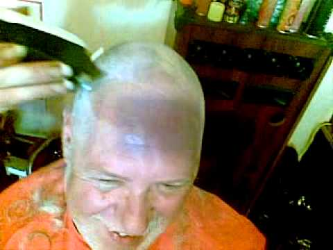 Trevor - Shave for a cure 4