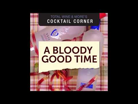 How to Make a Bloody Good Time Cocktail