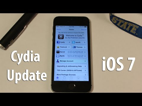 Cydia 1.1.9 Update for iOS 7