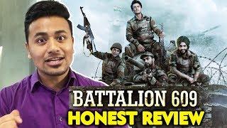 Battalion 609 | HONEST REVIEW | Shoaib Ibrahim, Sparsh Sharma
