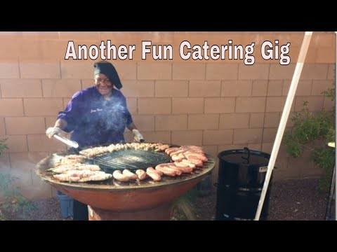 Another Fun Catering Gig