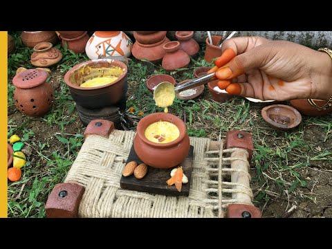 Carrot Basundi | E#28 | Summer Special Sweet Recipe | Mini Food | MCS