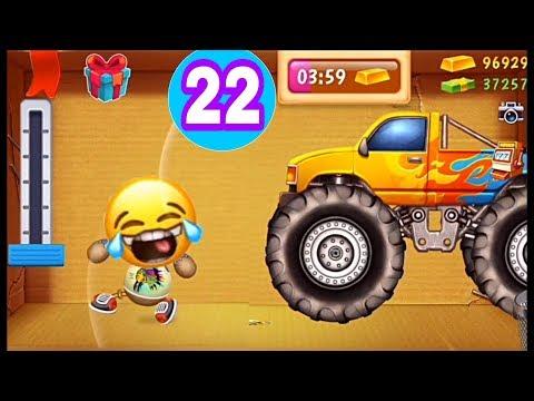New Kick The Buddy Gam - Face of Emoji Face _ Walkthrough part 6 Unlock New Machines Stuff (iOS)