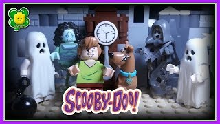 Lego Scooby Doo Brick Building Monster Portal #4 👻 The Haunted Clock