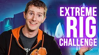 Extreme Rig Challenge GIVEAWAY Update