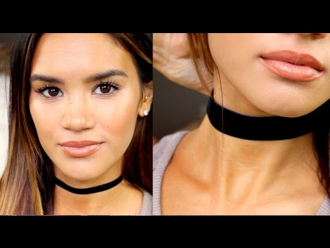 DIY | Choker Necklace